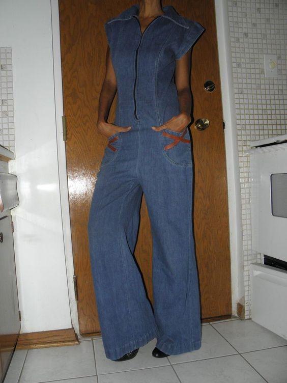 Bell bottoms, Vintage 70s and Denim jeans on Pinterest