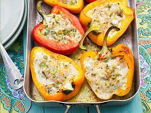 Paprika-Rezepte: Knackig, bunt und gesund