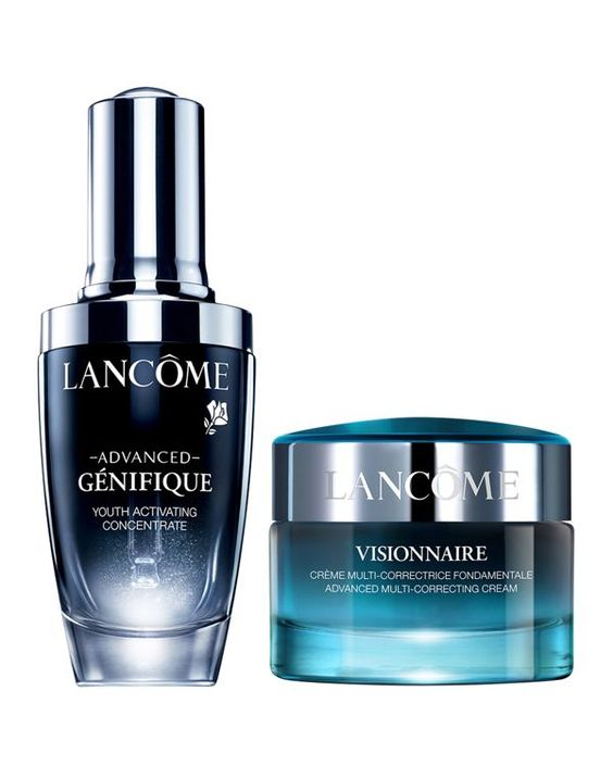 Lancome Visionnaire & Advanced Genifique Gift Set | Skin care ...