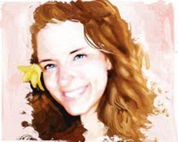 My daughter by Caroline Wilson