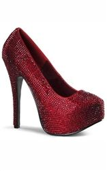 Ruby slippers from Bordello! *lush*  http://www.katesclothing.co.uk/Bordello-Ruby-Rhinestone-Platform-Shoes-p/tee062ryrsars.htm