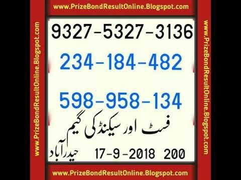 Pin by Prize Bond on 200 prize bond guess paper | Paper