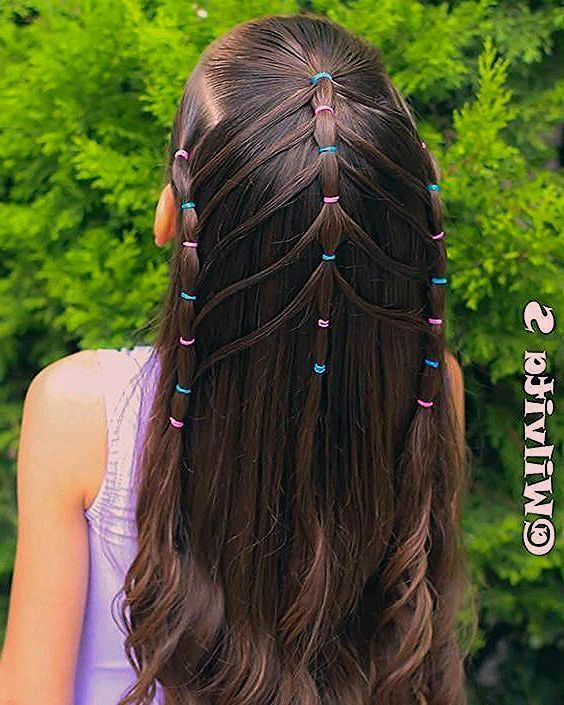 Today There Is A New Video Do Not Miss It On Youtube Wilvita Link In My Pe Hair Styles Ponytail Hairstyles Girl Hairstyles
