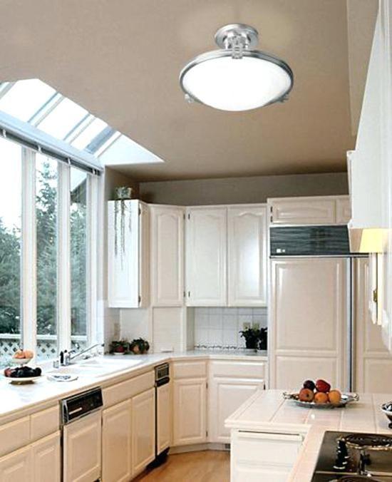Awesome Kitchen Light Fixture Ideas Design Hixpce Info Ceiling Lights Lighting Fixtures Galley
