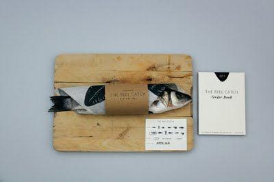 Fish packaging.