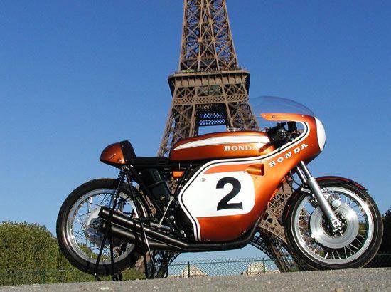 Daytona70 - Honda CB 750 CR - Only one left & its in France
