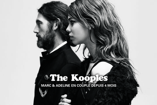 5 Awesome Couples Spearhead The Mod Revival #refinery29  http://www.refinery29.com/the-kooples#slide3