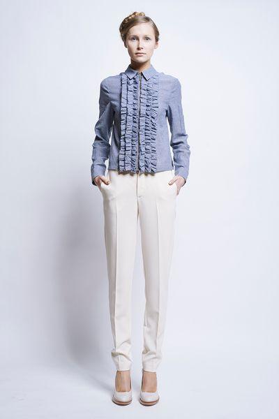 Orlan Slacks - Pants & Shorts | Karen Walker