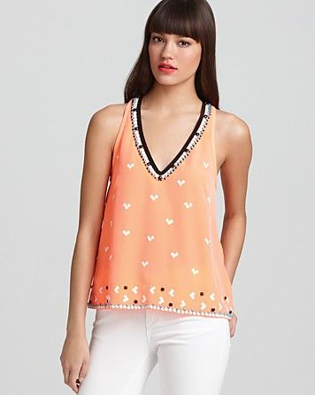 Nanette Lepore Top - Ultra Joy