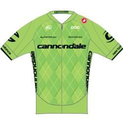 The Cannondale Pro Cycling kit for 2016