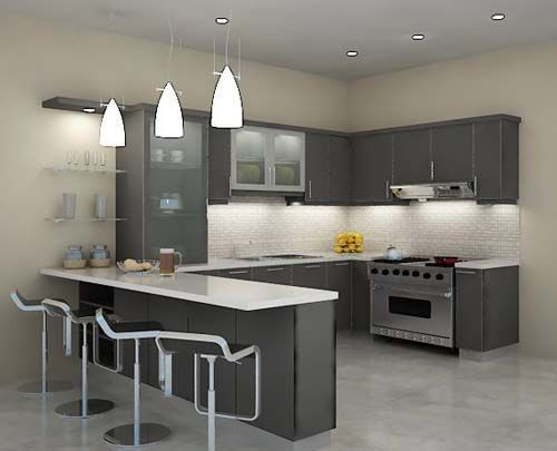 Custom Kitchen Cabinets Can Add An Entirely New Look To A Living Awesome Custom Kitchen Cabinets Design Ideas