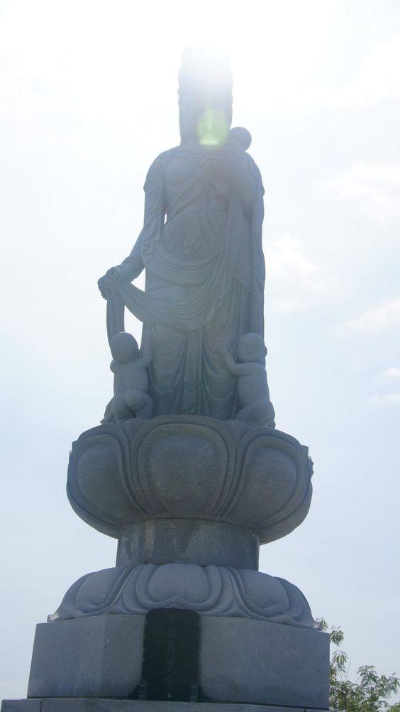 Enlightened. Corregidor Island, Philippines.
