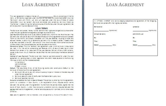 Printable Sample Rv Bill of Sale Form Form Free Legal Documents - free personal loan agreement form