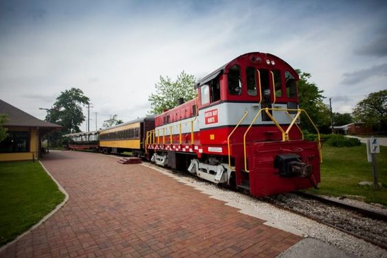 7 Of The Most Scenic And Historic Train Rides In Wisconsin