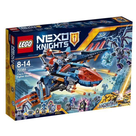 Clays Blaster-Falke 70351 LEGO Nexo Knights