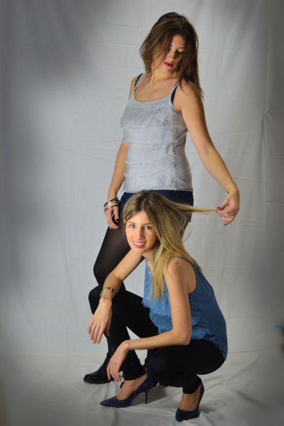 Tops en tejido de seda y algodón, descubre la nueva temporada en www.bauldealgodon.es/moda/moda-mujer