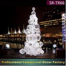 led weihnachtsbeleuchtung außen figuren-Weihnachtskugel Baum