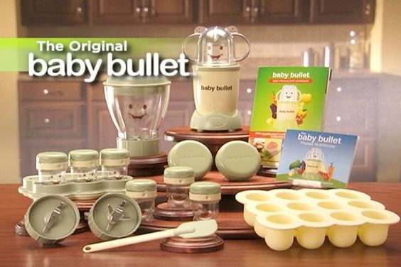 Baby Bullet Baby Food Making System Giveaway | Parenting Patch: Enter to win one (1) Baby Bullet Food Making System. Open to legal residents of the United States of America. Ends on August 21, 2013.