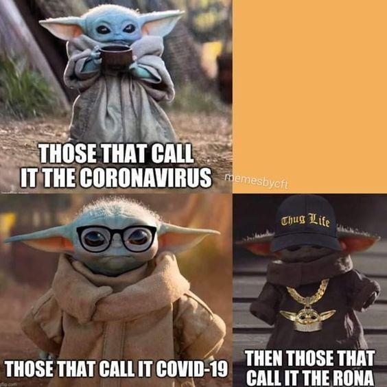 Pin By Jmcgrawjr On Baby Yoda In 2020 Yoda Funny Yoda Meme Cute Memes