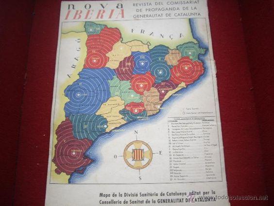 Coleccionismo de Revistas y Periódicos: Revista NOVA IBERIA, nº 2 Febrer 1937 dedicada por l'Honorable Conseller Primer Josep Tarradellas - Foto 3 - 51540295
