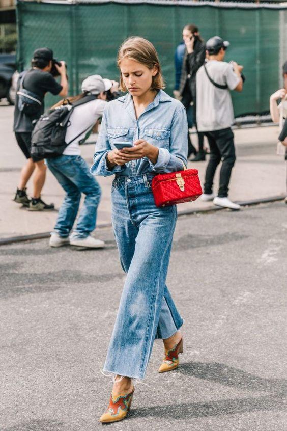 Si Todavía No Tienes Unos Culottes, Estos Looks Te Convencerán De Sumarlos A Tu Closet | Cut & Paste – Blog de Moda
