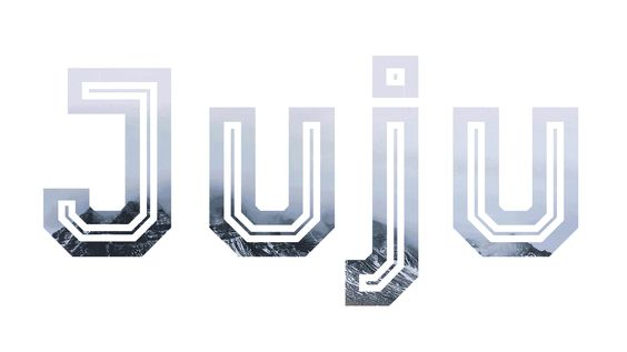 Juju font by Tyler Fink. What  a beautiful product page too!