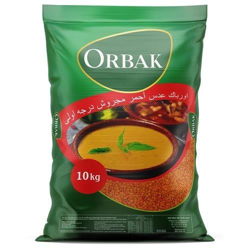 Orbak Red Lentil 10 Kg Red Lentil Lentils 10 Things