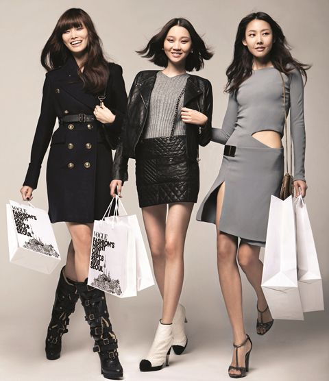 Vogue Seoul...