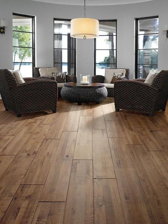 light vs dark wood floors make your flooring a focal