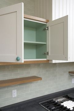 Painting Inside Kitchen Cabinets Design, Pictures, Remodel, Decor and Ideas