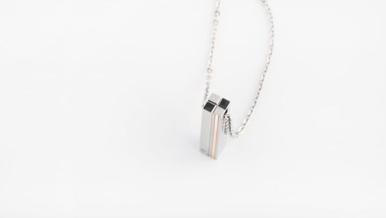 By holding a small portion of the cremated remains, Ash-in pendant brings loved one's memories at very close to you. It can be worn just like any regular piece of jewelry