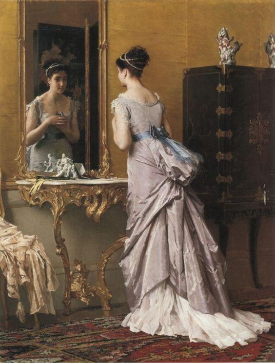 GUSTAVE LÉONHARD DE JONGHE -  (Bélgica, 1829-1893):