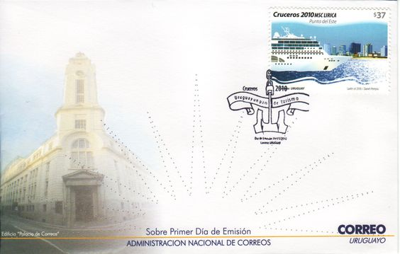 29 - Cruceros 2010 - MSC Lirica - Punta del Este