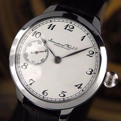 Authentic IWC Schaffhausen White Dial Order-made Pocket Manual Mens Wrist Watch https://t.co/F4HvK1btex https://t.co/1nqizMKwnQ http://twitter.com/Soivzo_Riodge/status/771999952851574784