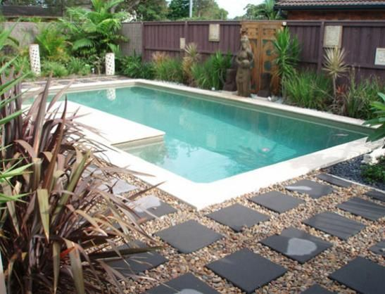 Swimming Pool Designs By Freedom Pools Central Coast Pool Landscaping Australian Pool Design Pool Landscape Design Backyard Pool Landscaping Pool Landscaping
