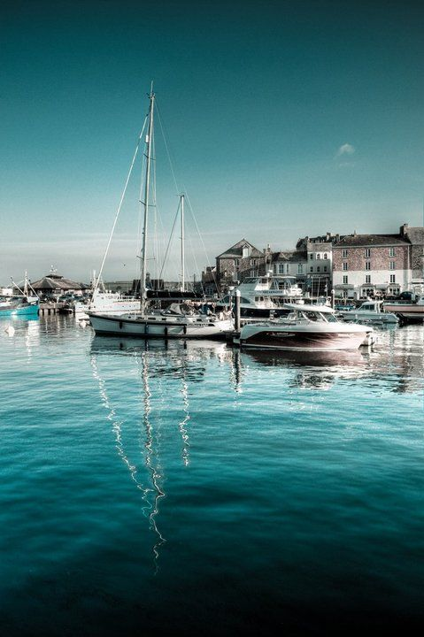 Padstow with beautiful restaurants, great harbour and fab beaches. Do you…
