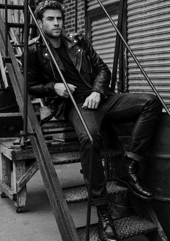 Liam Hemsworth fo DIESEL 19.05.2015