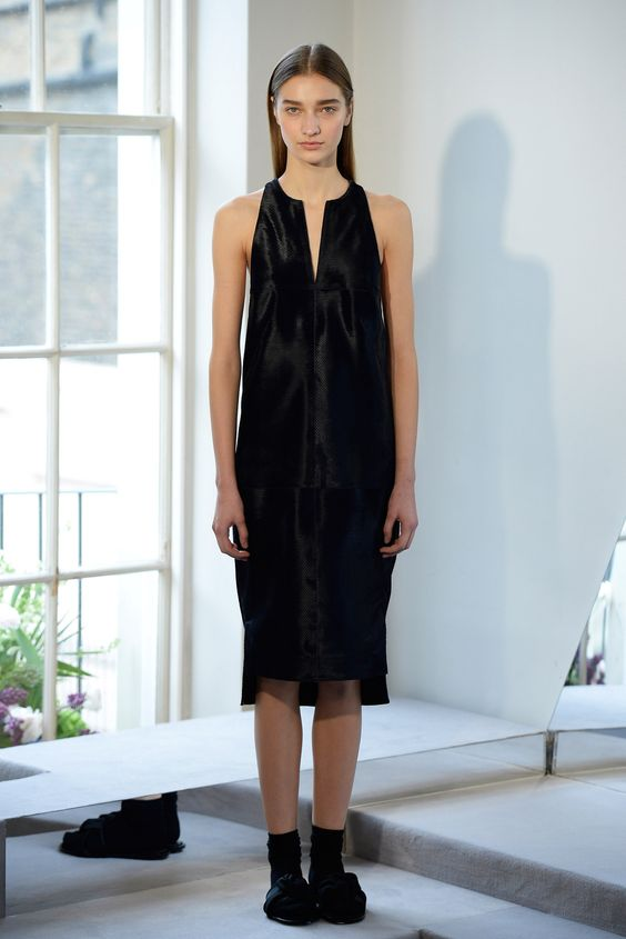 Whistles Fall 2014 Ready-to-Wear Fashion Show