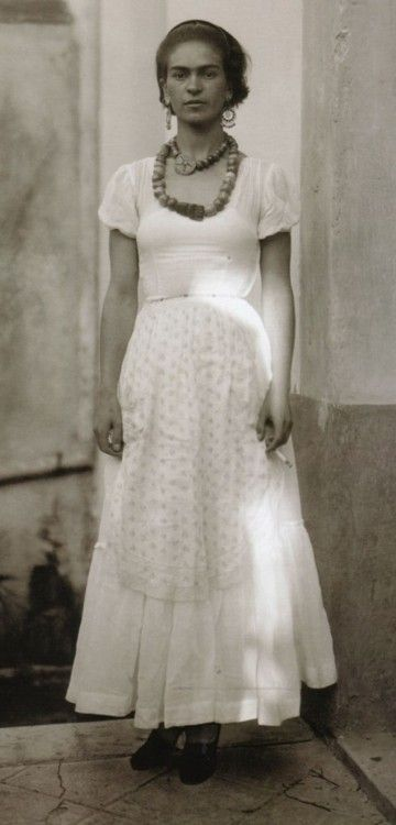 """frida kahlo - Even in her darkest moments, Frida was a survivor. I love woman who are survivors. They are deeper in spirit and creativity. When she was given the fate of her leg amputation, Frida was quoted as saying, """"Feet, what do I need them for, if I have wings to fly?"""" I love that."""