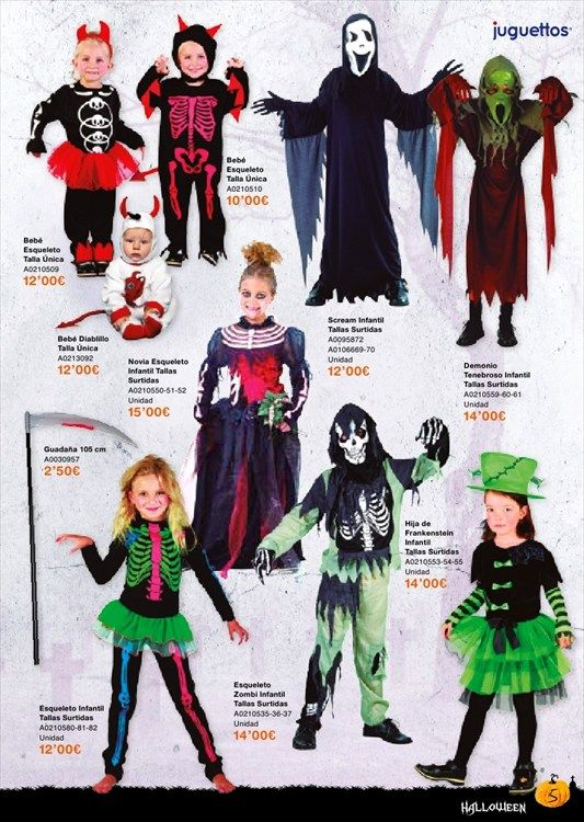 disfraces juguettos