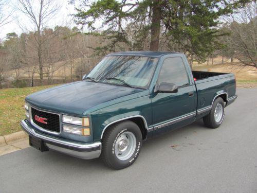 1995 Chevrolet Pickup Truck Gmc Sierra Old Trucks For Sale