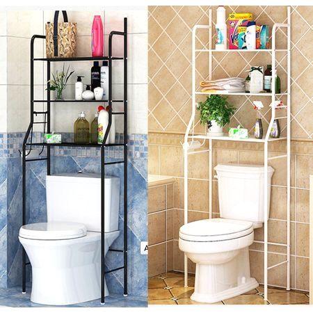 Bathroom shelf behind toilet walmart