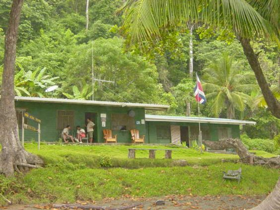 Carate Corcovado National Park, office