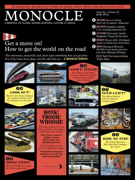 Issue 64 - Monocle Magazine