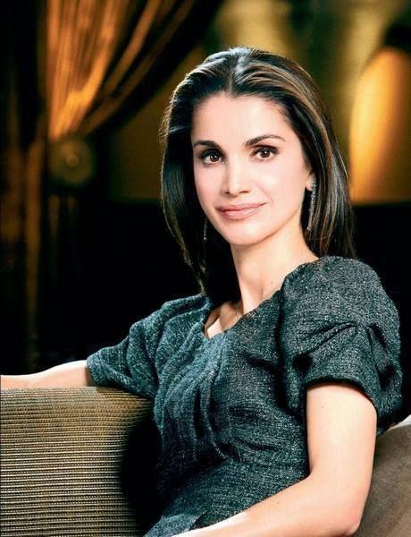 Pinterest • The world's catalog of ideas Queen Rania Al Abdullah