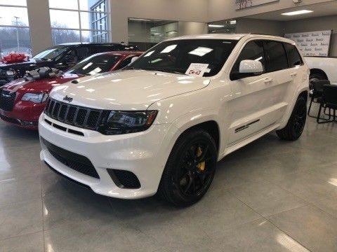 Ebay 2018 Jeep Grand Cherokee Trackhawk 2018 Jeep Grand Cherokee