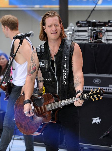 "Tyler Hubbard - Florida Georgia Line And Nelly Perform On NBC's ""Today"" Labor Day Concert"