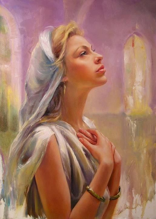 Boyan Bolyarski: Beautiful Painting, Art Paintings, Boyan Bolyarski, Art Ideas, Art Oil Paintings, Bride Of Christ, Beautiful Bride, Artist Boyan, Artist Work Dancers Painted