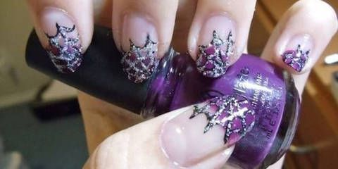 Halloween Nail Art Ideas - 33 Amazingly Boo-tiful Halloween Nail Art Designs