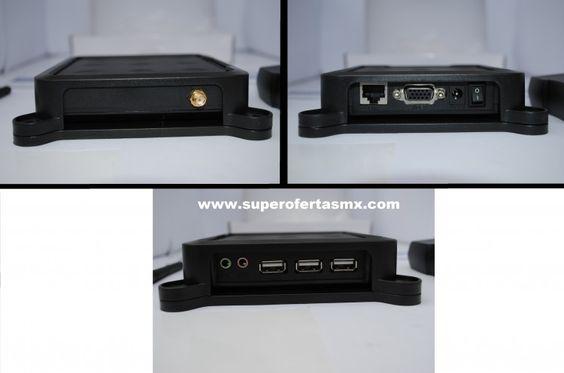 Terminal Thin Client, Lean Client con WiFi Costo: $850.00 MXN